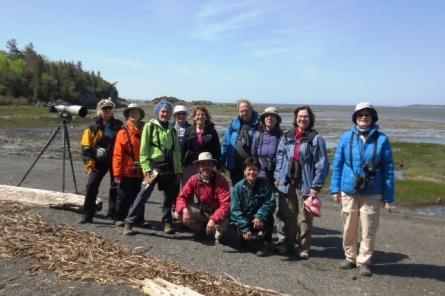 Isle aux Grues, 22 mai 2016 (A.Gaudet)